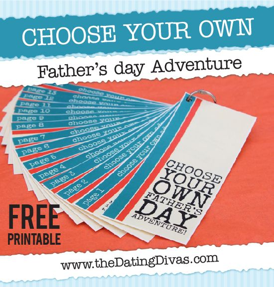 What a great idea for Father's Day!