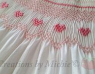 Smocking | Creations By Michie'