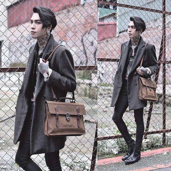 Ropa y botas vintage Nyc