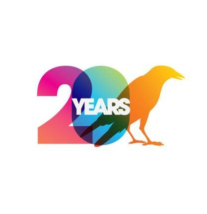 BIRD 20th Anniversary Logo