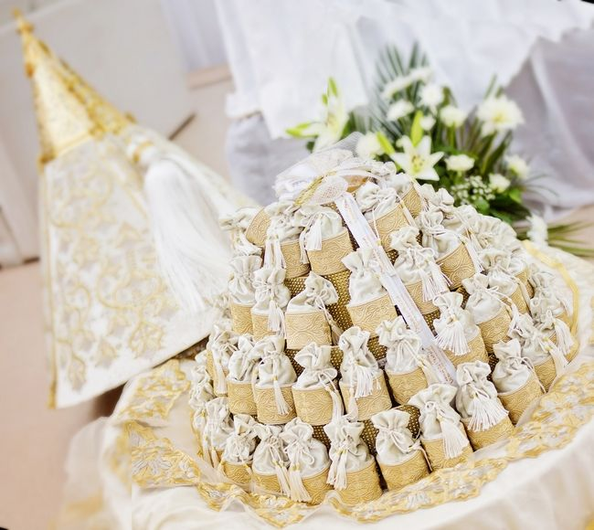 Moroccan favors-- Mariage oriental à Rabat : Malika &Youssef (2/2) - My Cultural Wedding Chic