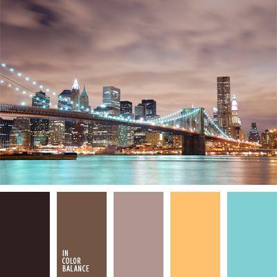 amarillo cálido, amarillo soleado, celeste vivo, color de la iluminación, color de la lámpara, color luz de neón, colores de la ciudad nocturna, colores suaves, elección del color, gris púrpura, marrón grisáceo, rosado grisáceo.