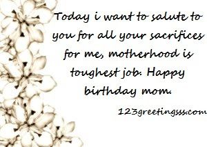 Pin By Wishes And Messages On Birthday For Mom
