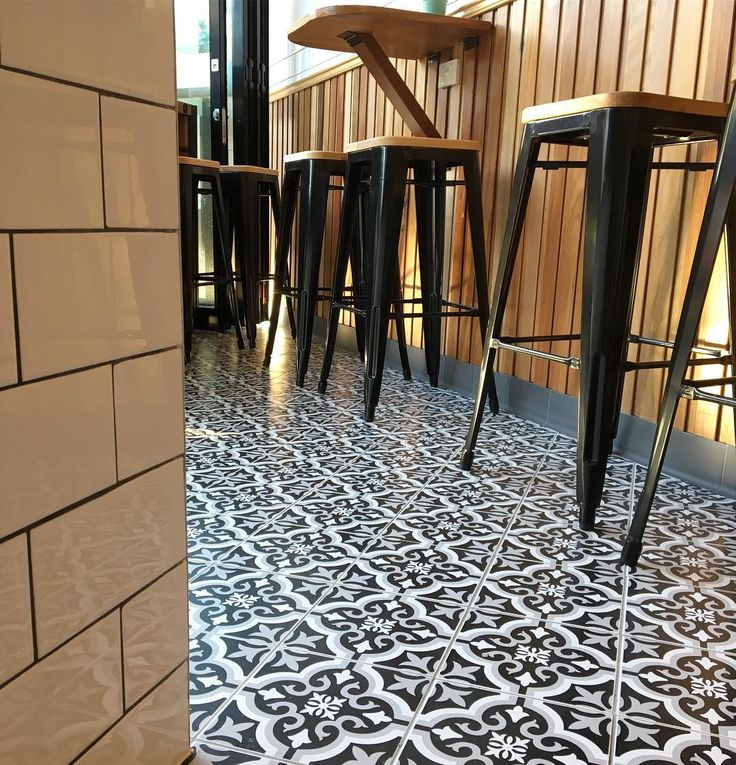 "Gorgeous combinations of tiles and timber in this cafe design by Sapphire Living Interiors on Instagram: ""Mixed surface love in @ladyacafe --> Coffs Harbour Mall, Harbour Drive ✔️ Concept & styling by @sapphire_living . . . #tiles #passion…"""