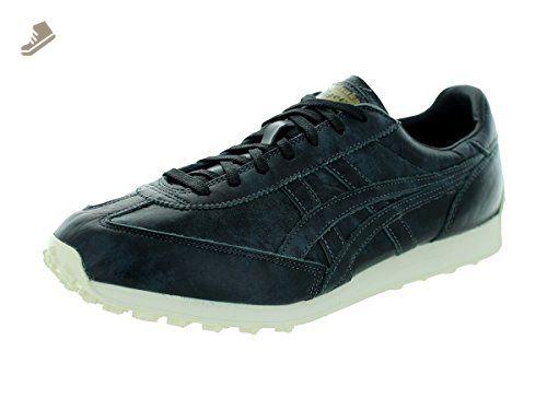 Onitsuka Tiger Unisex Edr 78 Black/Black Casual Shoe Men Us / 10 Women Us