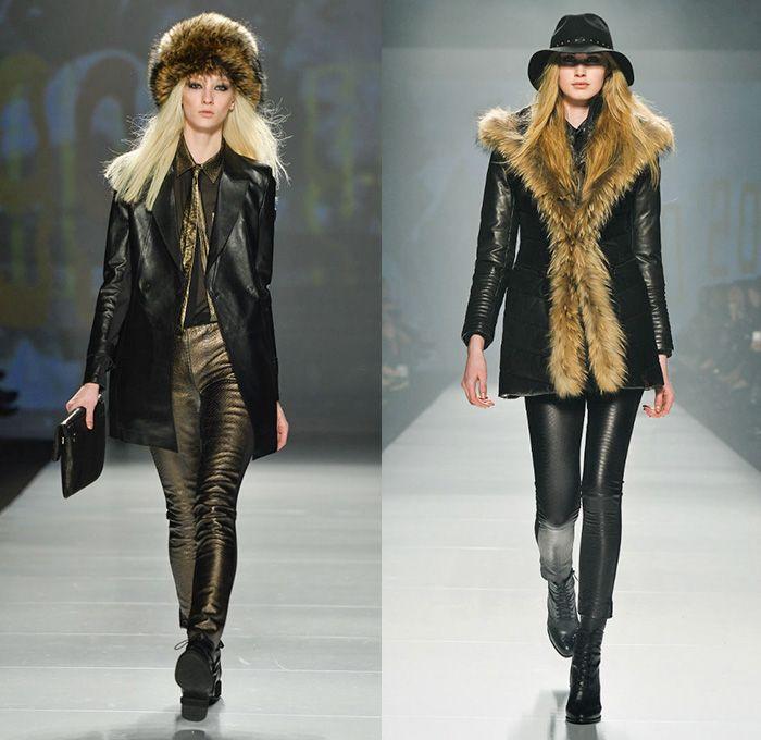 Autumn Winter Fashion: Rudsak 2014-2015 Fall Autumn Winter Womens Runway Looks
