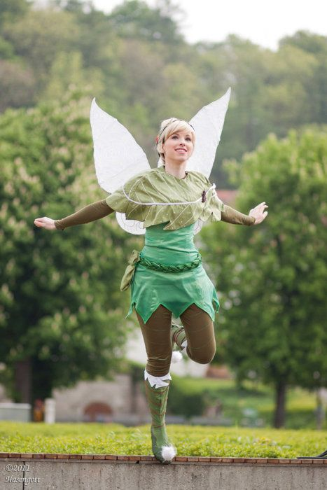 Beautiful modest Tinkerbell                                                                                                                                                                                 More