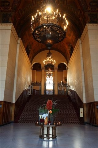 1000 images about park plaza hotel on pinterest for Haunted hotels in los angeles ca