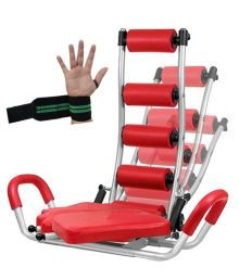 Abdominal Care Rocket Twister With 3 Resistance Band And VCD Of Workout