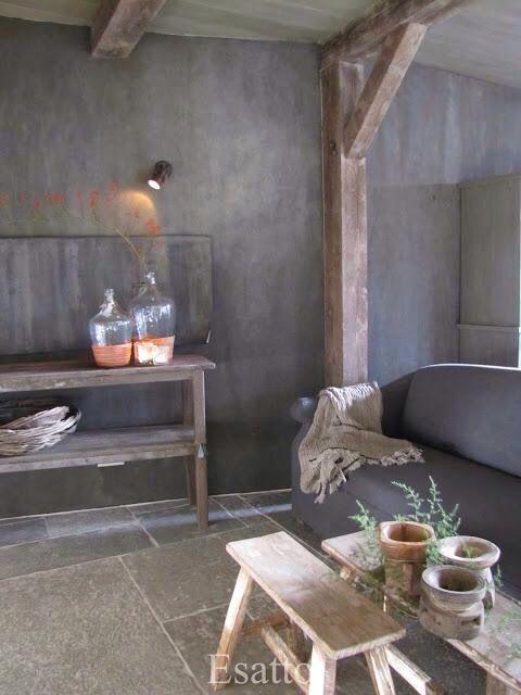 Esatto wls interieur stoer en sober pinterest for Landelijk interieur winkels