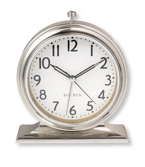 1931 big ben alarm clock home decor list reloj. Black Bedroom Furniture Sets. Home Design Ideas