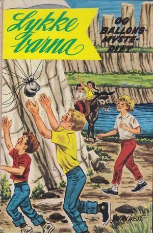 """""""Happy Hollisters & the Castle Rock Myst"""" av Jerry West"""