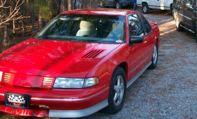 Impossible To Find 5 Speed 92 Chevy Lumina Z34 Chevrolet
