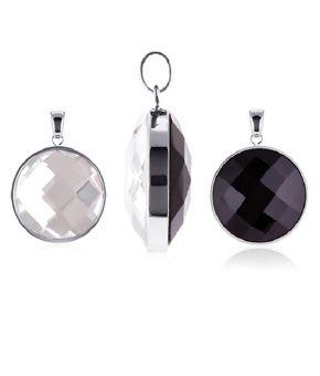 Eclipse (reversible pendant)