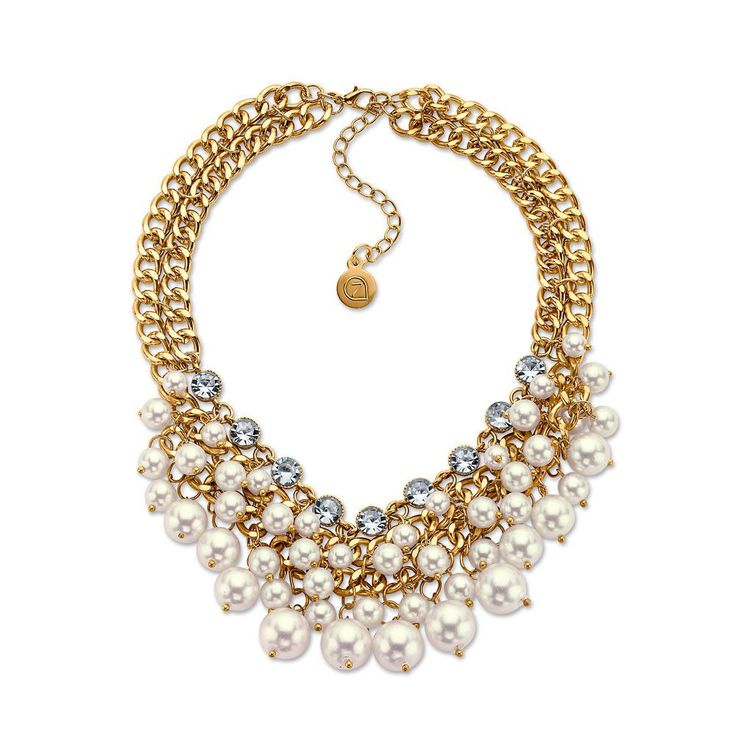 1950s Jewelry Styles and Trends to Wear Again Bubble Economy Necklace $45.99 AT vintagedancer.com