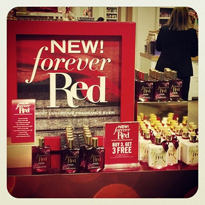Bath & Body Works just released its most complex fragrance ever, Forever Red. It smells sooo good! Read about it here. Plus, you could WIN a prize pack.