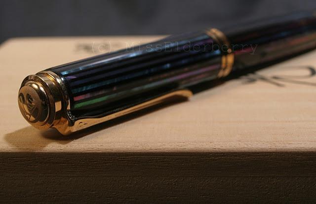 Pelikan M1000 Moonlight fountain pen