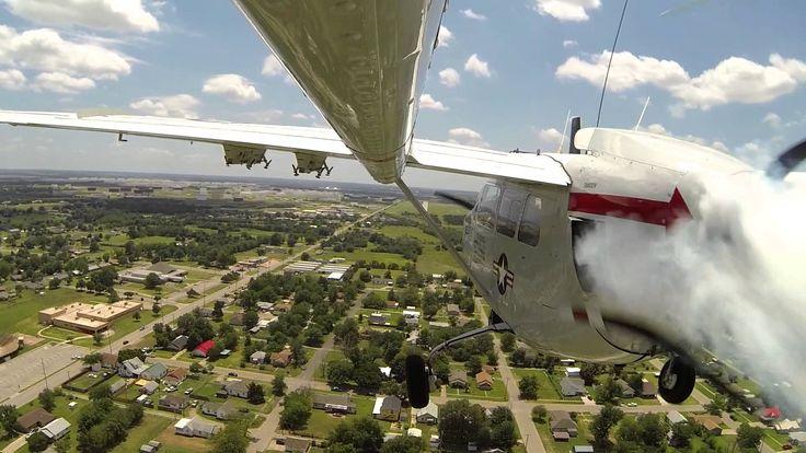Cushing, Oklahoma Air Show