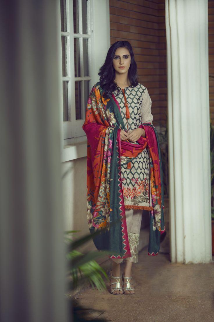 Pakistani Dress Khaddar Fel-0065-Ld | Nimsay Boutique #nimsaystyle #nimsayboutique #pakistanifashion #pakistanisuit #pakistanidress #pakistaniclothes #pakistanibrand #shalwarkameez #nimsay #NimsayLove #PunjabiLadiesSuits
