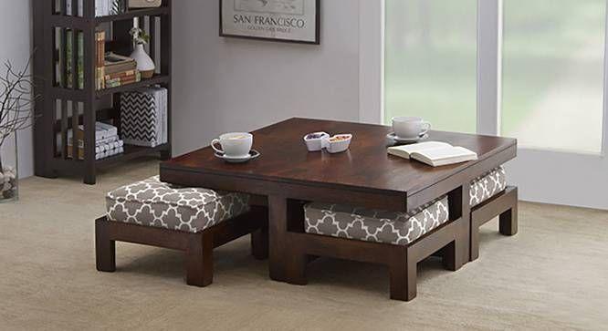 Kivaha 4 Seater Coffee Table Set Center Table Living Room