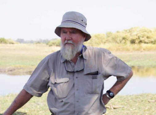 """Map Ives, National Rhino Coordinator for the government of Botswana and environmental director for Wilderness Safaris, sits down with Stuart Butler to discuss the reintroduction of rhino into northern Botswana...  'When I first saw the Delta about 35 years ago, I thought, """"This is it, I'm not going any further."""" They'll have to bury me in the clay here, and I just hope I can leave this place in a better way than it was when I arrived.'"""