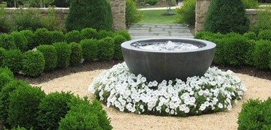 French Formal Garden | French Garden Design - Landscaping Network
