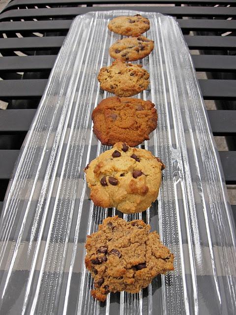 6 Paleo Chocolate Chip Cookies