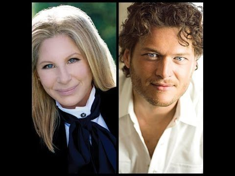 """Barbra Streisand with Blake Shelton """"I'd Want It To Be You"""" : Anna Babsfan - YouTube - 13 Sep 2014"""