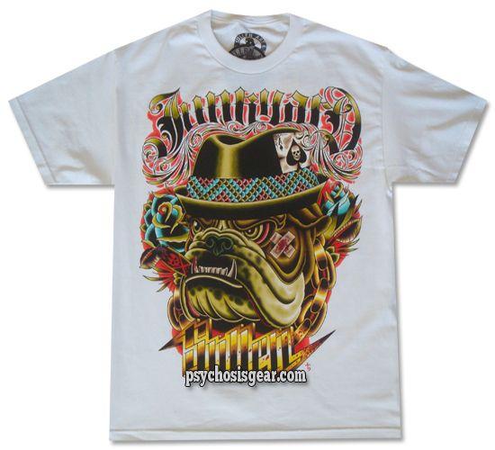 Sullen Clothing Junkyard Dog T-Shirt - West Coast Republic