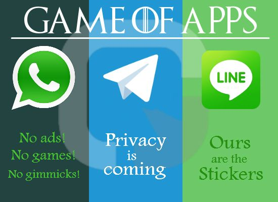 Infographic Ideas infographic messaging apps : 1000+ images about What's Up with WhatsApp being Worth 19 Billion ...