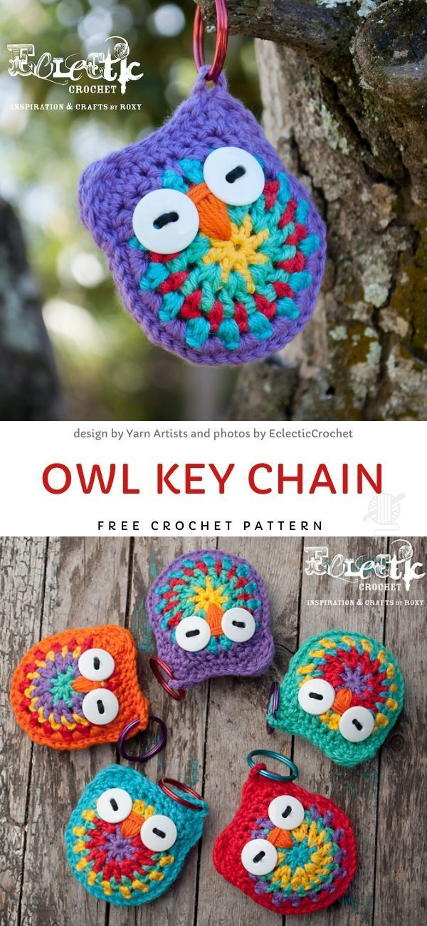 Mini Owl | Lanas y Ovillos | 1300x600