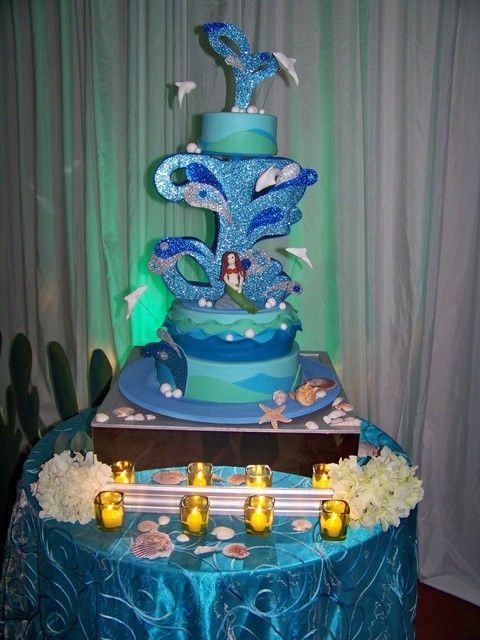 """Photo 4 of 12: Under the Sea/Beach / Quinceañera """"Mitzie Sweet 16"""" 