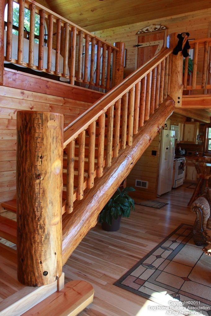 Snohomish log home - Log Home Builders Association