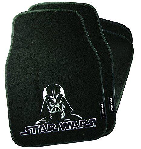 Star Wars STINN800 Auto-Fußmatten-Set