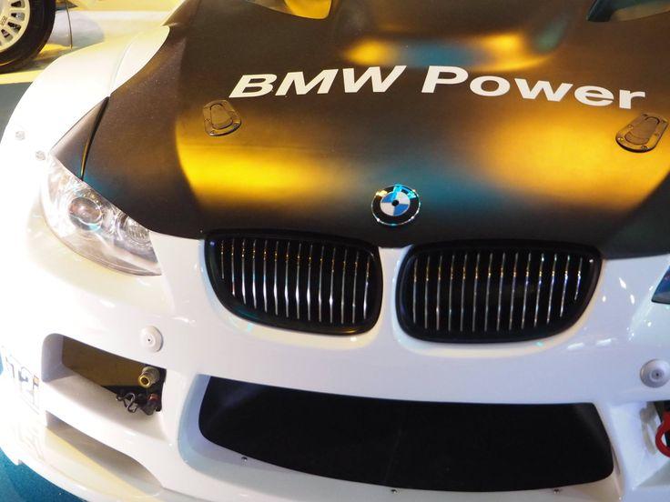Nice BMW M3 CTR Pilote : Yannick Poinsignon #MondialAuto