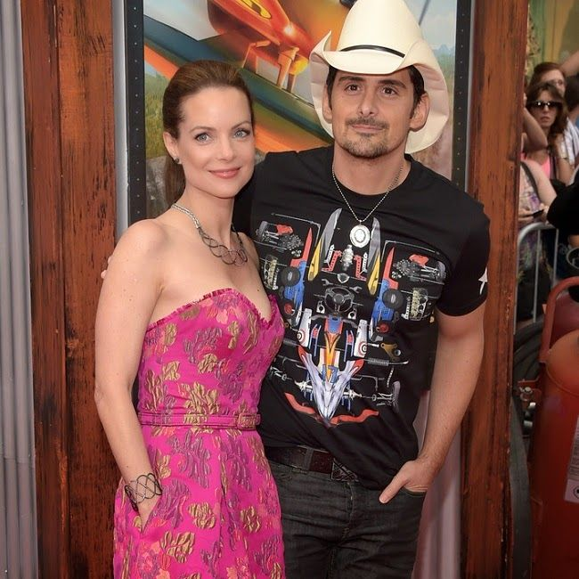 Brad Paisley Says Failure Not an Option with Kimberly Williams -- Why This Proves He's a Committed Husband!