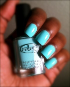 Blu-Ming - Color Club