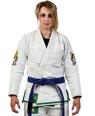 Tatami Pegasus Women's GI By Meerkatsu Jiu Jitsu Judo