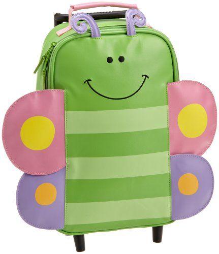 best - Stephen Joseph Girls 2-6x Girl's Rolling Backpack, Butterfly, One Size Stephen Joseph http://www.amazon.com/dp/B002JTDTK8/ref=cm_sw_r_pi_dp_UC9Otb16D3AFKACM