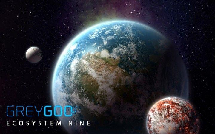 Grey Goo Ecosystem Nine