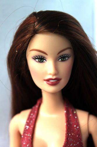 barbie Red head