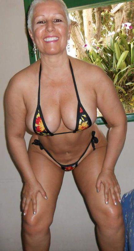 Milf Muscle Women Mature 91