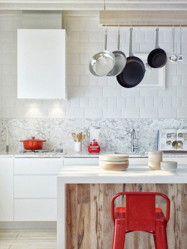 Top 25+ Best Red Kitchen Accents Ideas On Pinterest | Red And White Kitchen,  Red Kitchen Decor And Red Accents Part 98