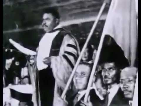 Marcus Garvey Documentary Biography / Marcus Garvey Biography