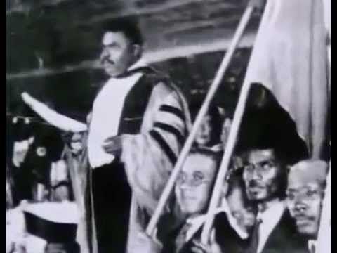 Marcus Garvey Documentary Biography / Marcus Garvey Biography