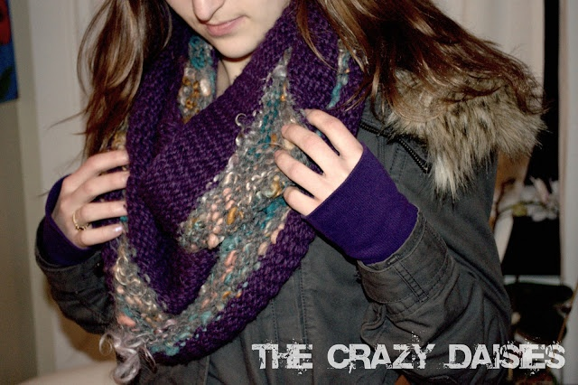 How to make Colourful Cowls *Easy Pattern*