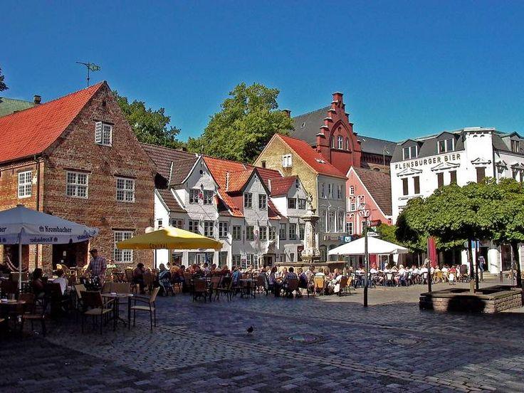Sehenswürdigkeiten in Flensburg Glücksburg Urlaub 2016
