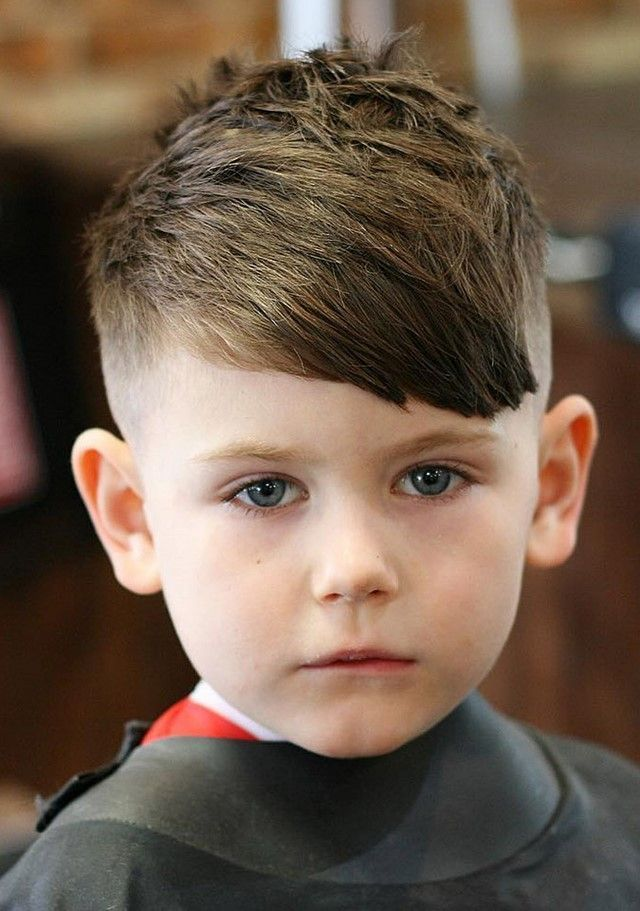 Hairstyles for boys 2018-2019: the best photo haircut ideas for a boy