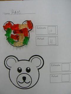 gummy bear estimation