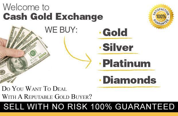 Cash For Gold Exchange